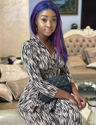 Scammer With Photos Of Efia Odo 824