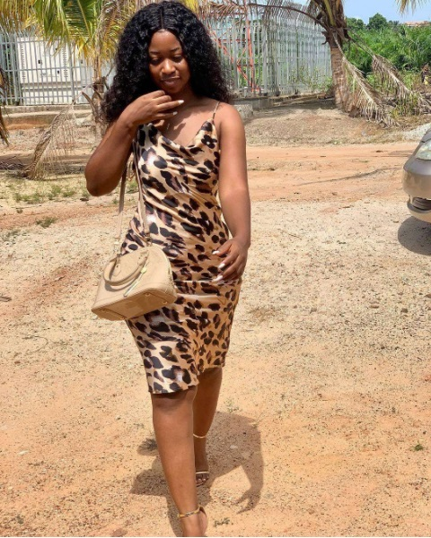 Scammer With Photos Of DORCAS (@nanaadwoabarbie) 9220