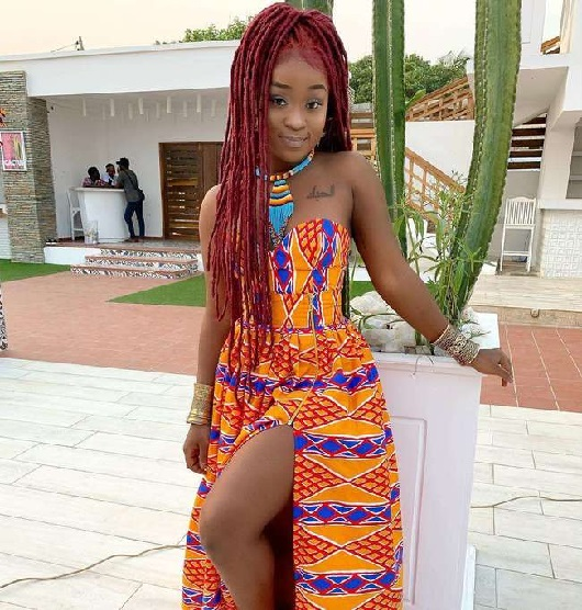 Scammer With Photos Of Efia Odo 950