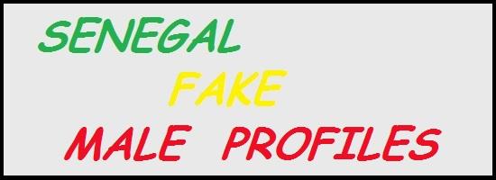 Senegal Fake Male Profiles Scamme31
