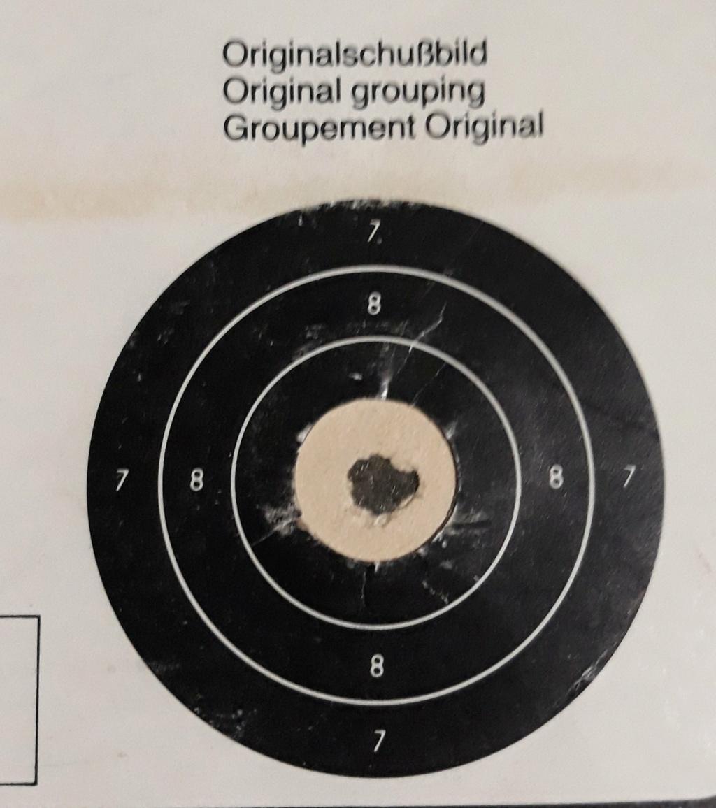 Précision des carabines match 20201211