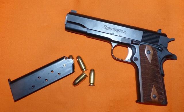 Hausse pour Remington 1911 R1 P1020311