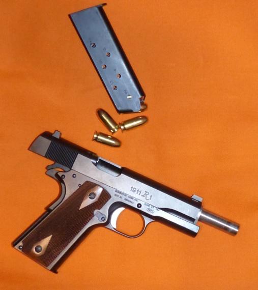 Hausse pour Remington 1911 R1 P1020313