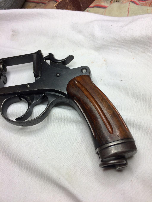 Revolver réglementaire Suisse 1882 Ordonn18