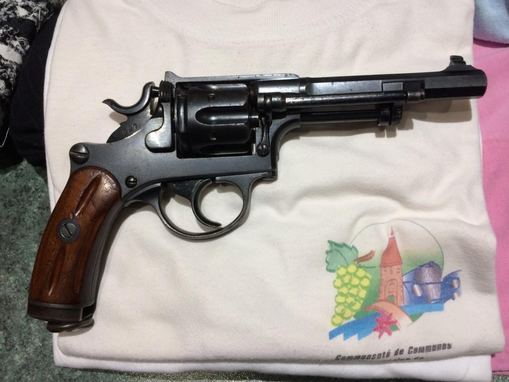 Revolver réglementaire Suisse 1882 Ordonn20