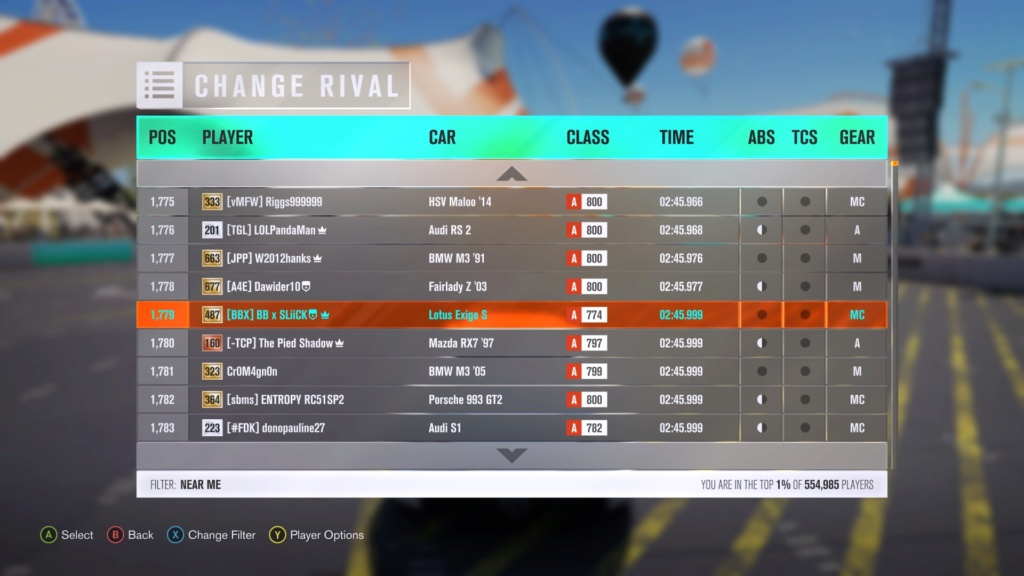 FH3 Time Attack | Stock Car Challenge #40 (2012 Lotus Exige S) 5aff3010