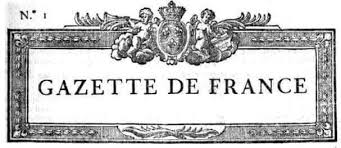 La Gazette de France Gazett10