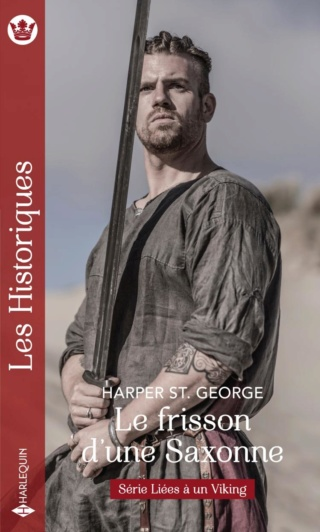 Liées à un Viking - Tome 1 : Le frisson d'une Saxonne de Harper St George 97822861