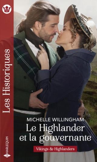 Le Highlander et la gouvernante de Michelle Willingham 97822866
