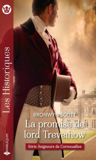 Seigneurs de Cornouailles - Tome 2 : La promise de Lord Trevethow de Bronwyn Scott 97822885