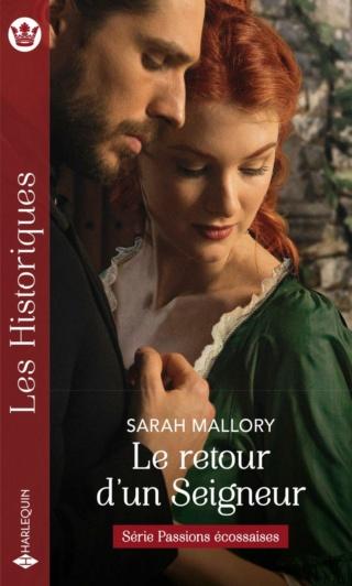 Le retour d'un seigneur - Passions écossaises - tome 1 de Sarah Mallory 97822892