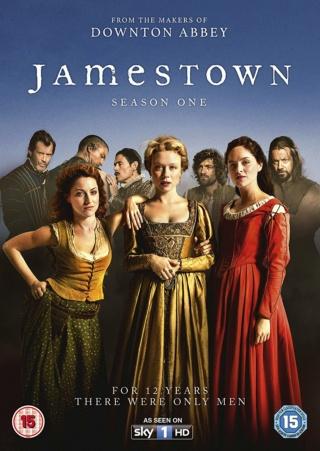 Jamestown les conquérantes  série tv historique Mv5byj10