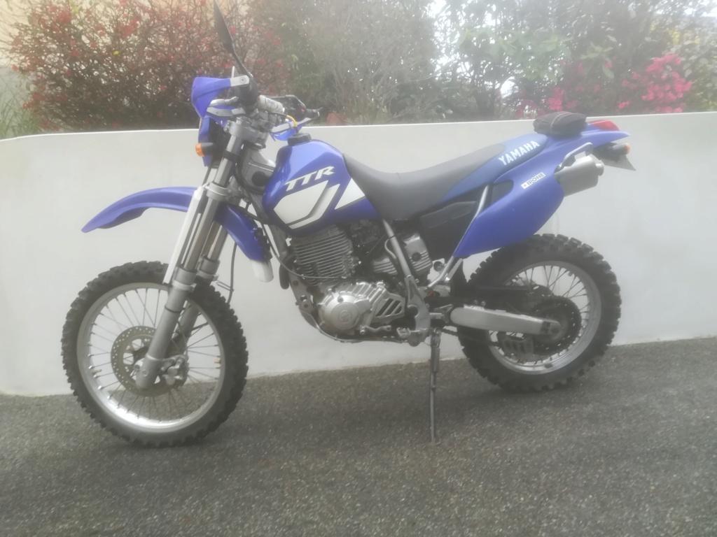 Vends YAMAHA 600 TTR de 2002 03010