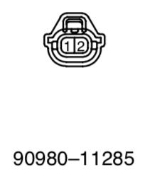 Référence connecteur de pompe HDJ100. Captur11