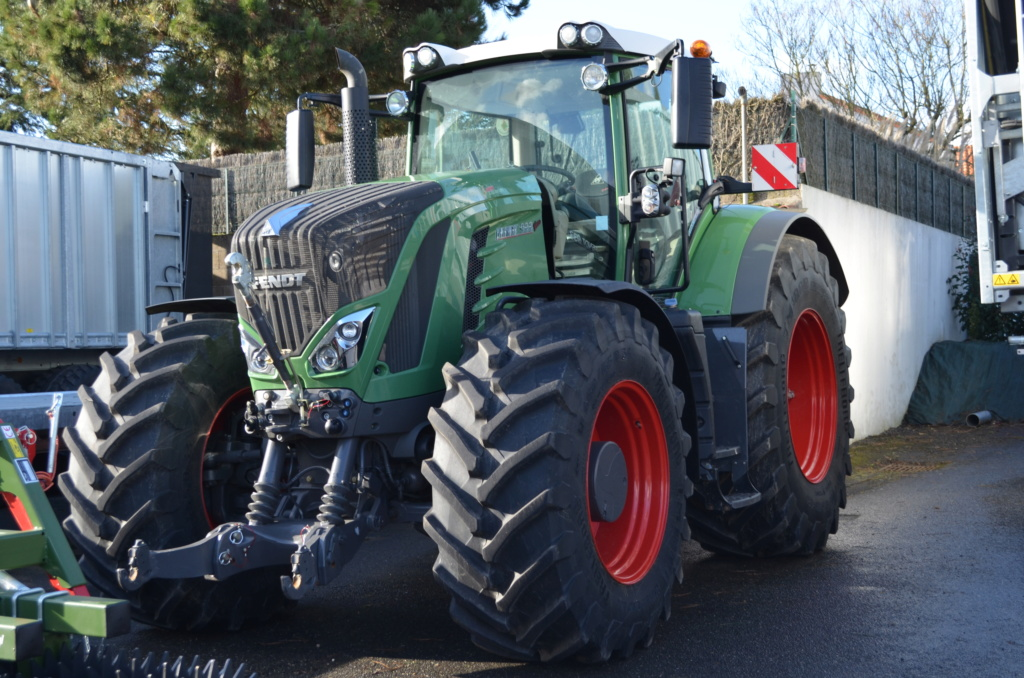 350 photos de vieux tracteurs - Page 3 Fliegl11