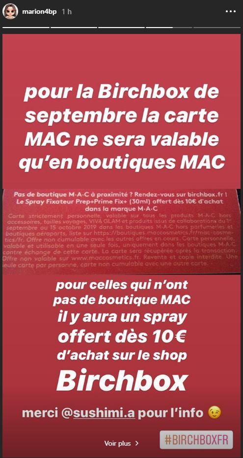 [Septembre 2019] Birchbox - Page 3 Bb_mac10