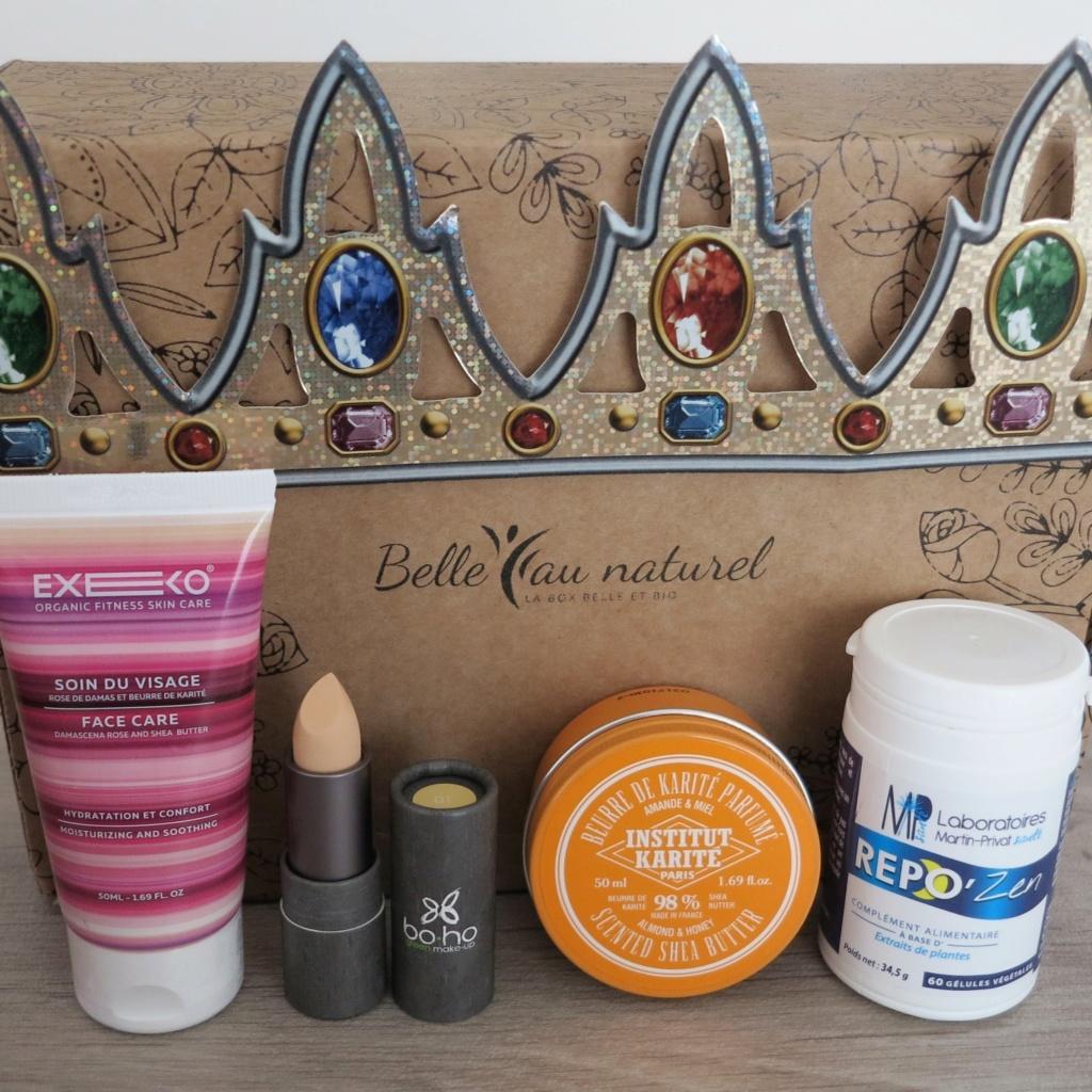 Box Belle Au Naturel - Beauté et bien-être, bio et full sizes - Page 7 Bellea11