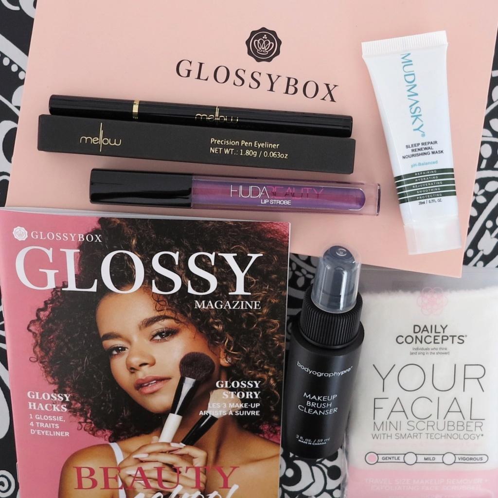 [Mars 2019] Glossybox   Ma_glo10