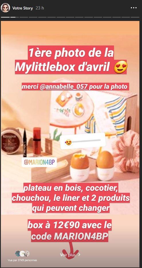 Avril My Little Box Mlb_av10