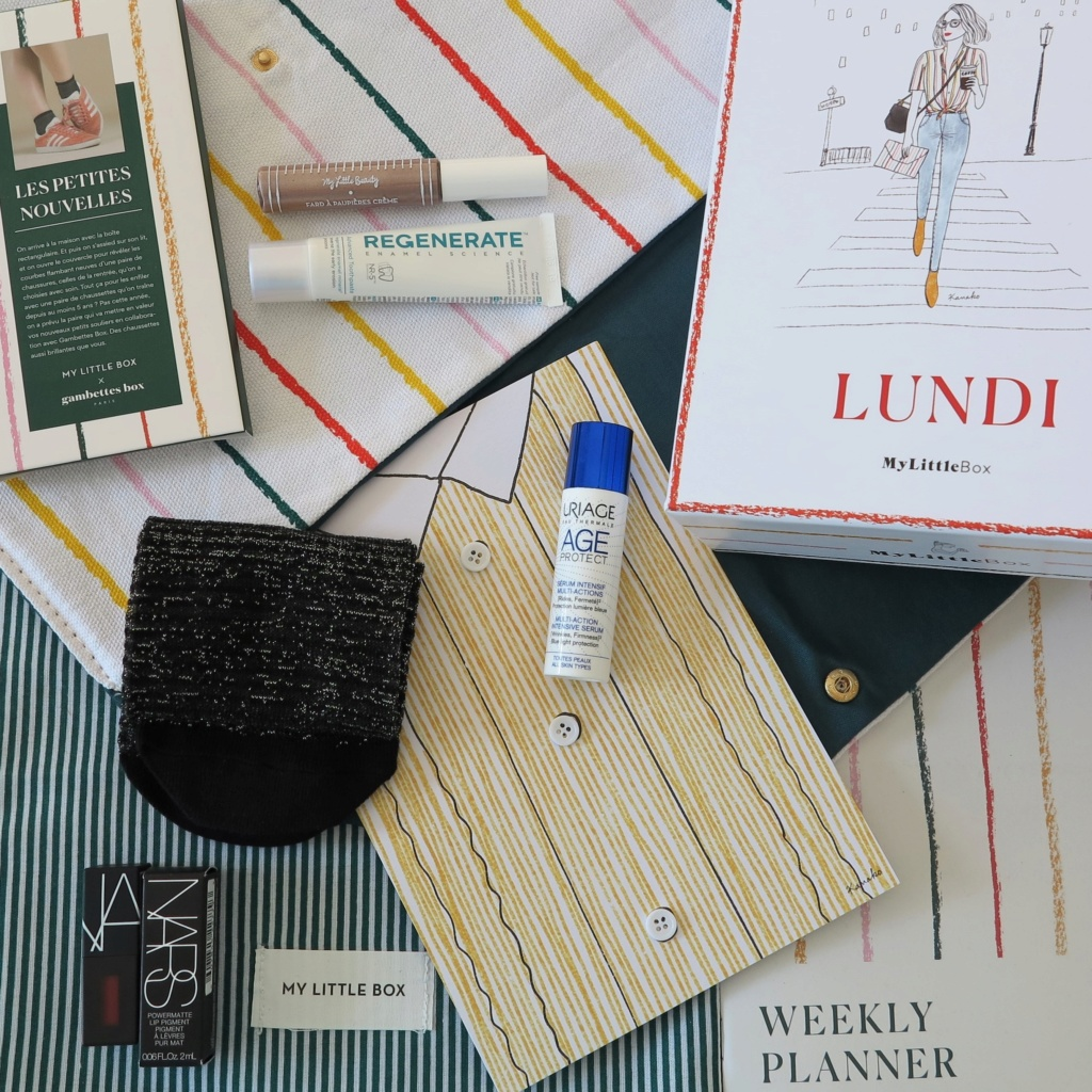 "[Septembre 2018] My Little Box ""Lundi Box""  Mlb_se10"