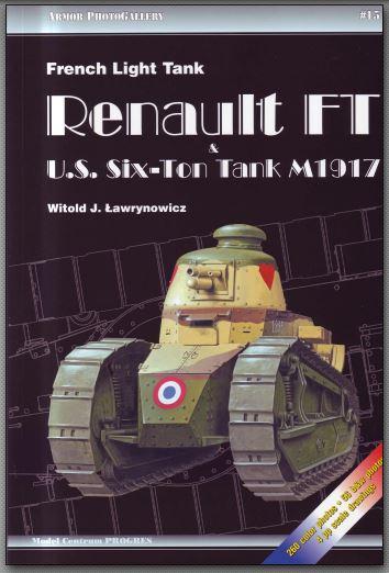 Renault FT Meng 1/35 Aa10