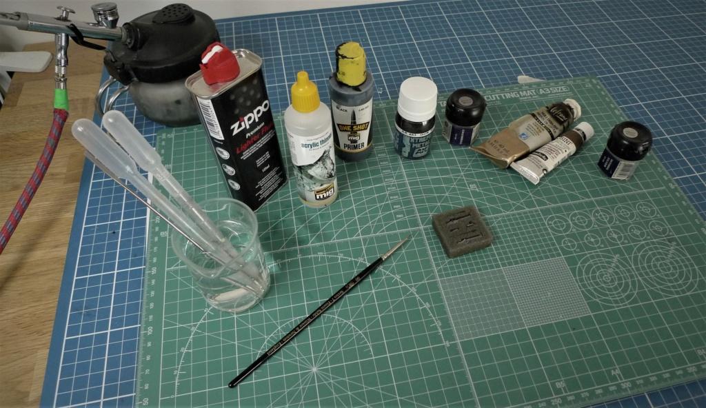 Peinture des armes de bord L1080928