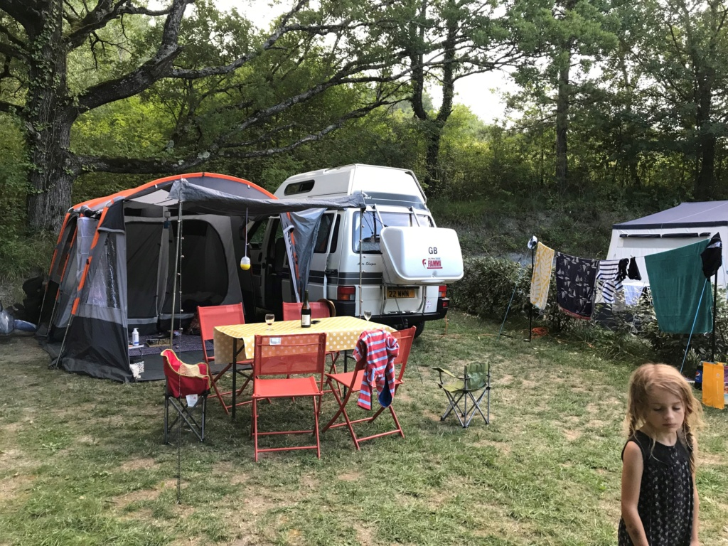 VW Autosleeper Trident For sale - 1992 Campy211
