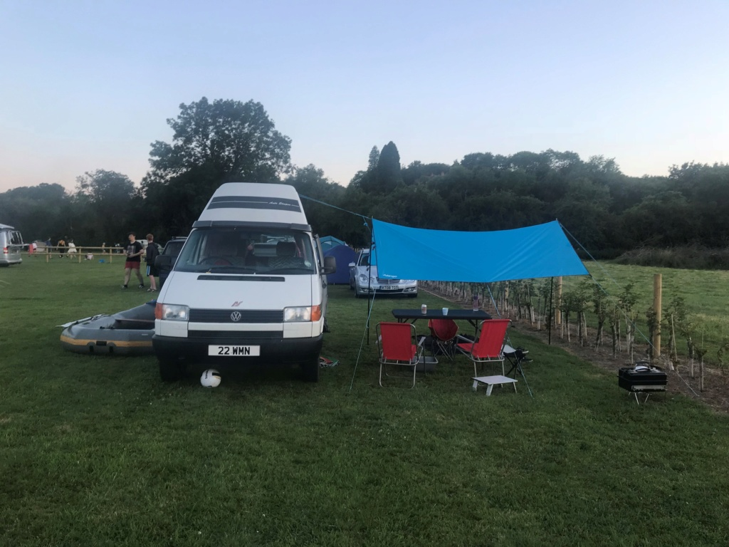 VW Autosleeper Trident For sale - 1992 Campy311