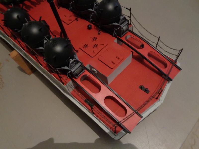 Russian gunboat Bk 1124 au 1/20e sur plan - Page 4 Dsc01430