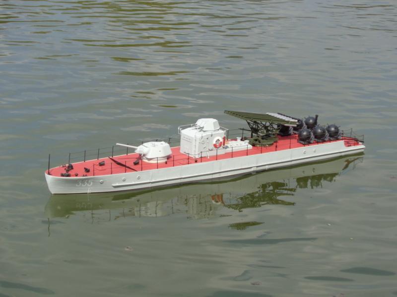 Russian gunboat Bk 1124 au 1/20e sur plan  - Page 10 Dsc01434