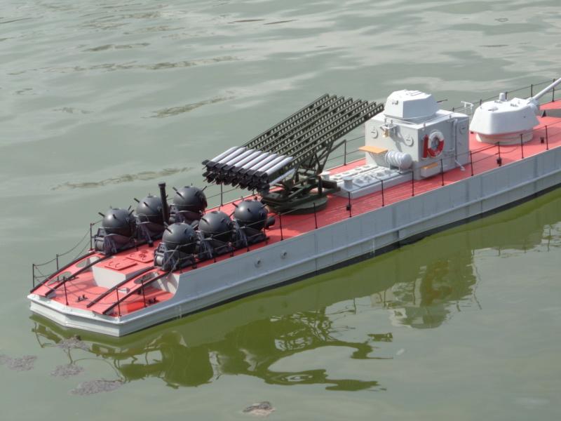 Russian gunboat Bk 1124 au 1/20e sur plan  - Page 10 Dsc01436