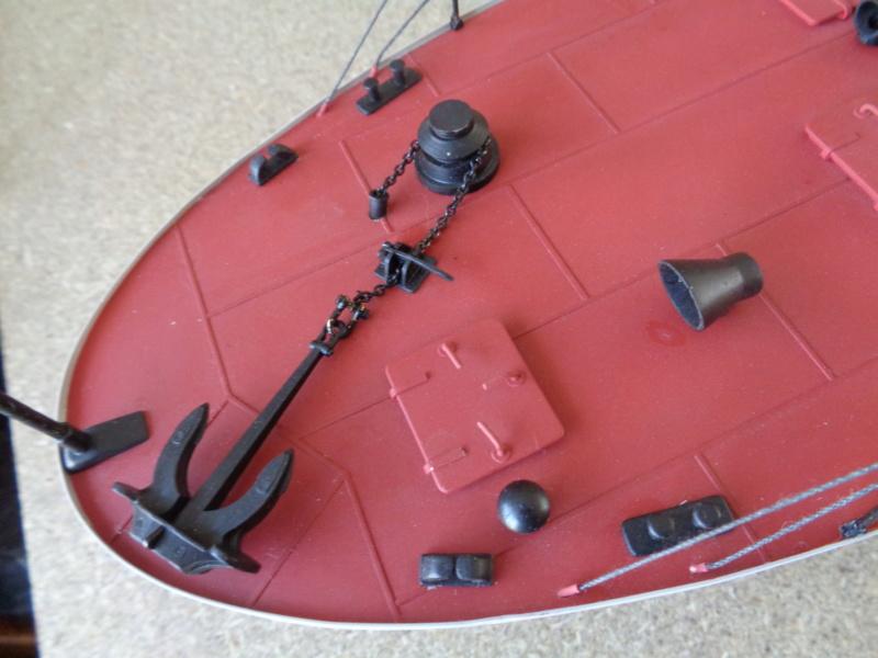 Russian gunboat Bk 1124 au 1/20e sur plan  - Page 11 Dsc01513