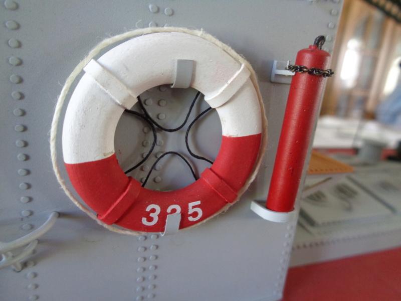 Russian gunboat Bk 1124 au 1/20e sur plan  - Page 11 Dsc01514