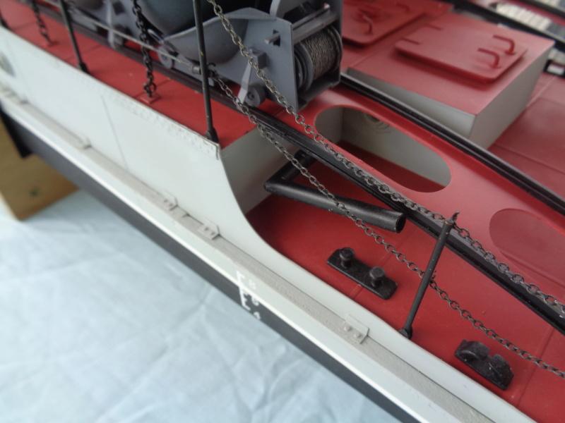 Russian gunboat Bk 1124 au 1/20e sur plan  - Page 11 Dsc02112