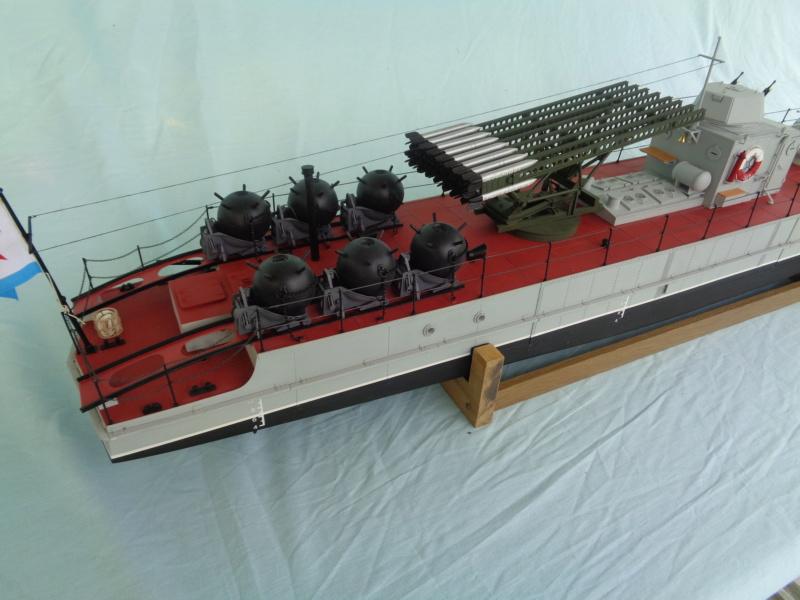 Russian gunboat Bk 1124 au 1/20e sur plan - Page 5 Dsc02116