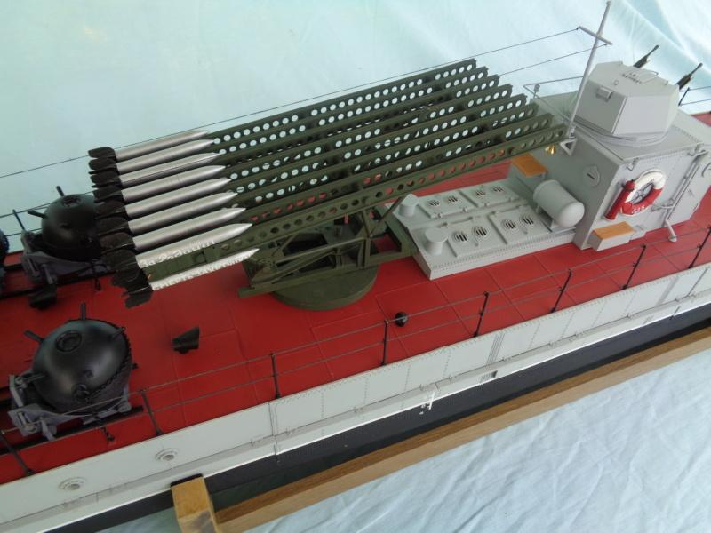 Russian gunboat Bk 1124 au 1/20e sur plan - Page 5 Dsc02117