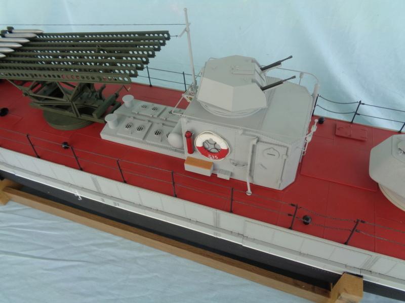 Russian gunboat Bk 1124 au 1/20e sur plan - Page 5 Dsc02119