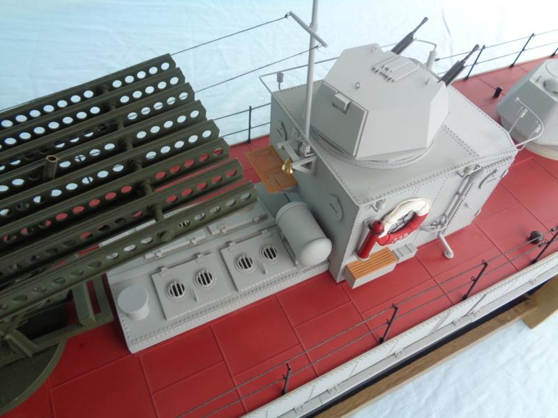 Russian gunboat Bk 1124 au 1/20e sur plan - Page 5 Dsc02120