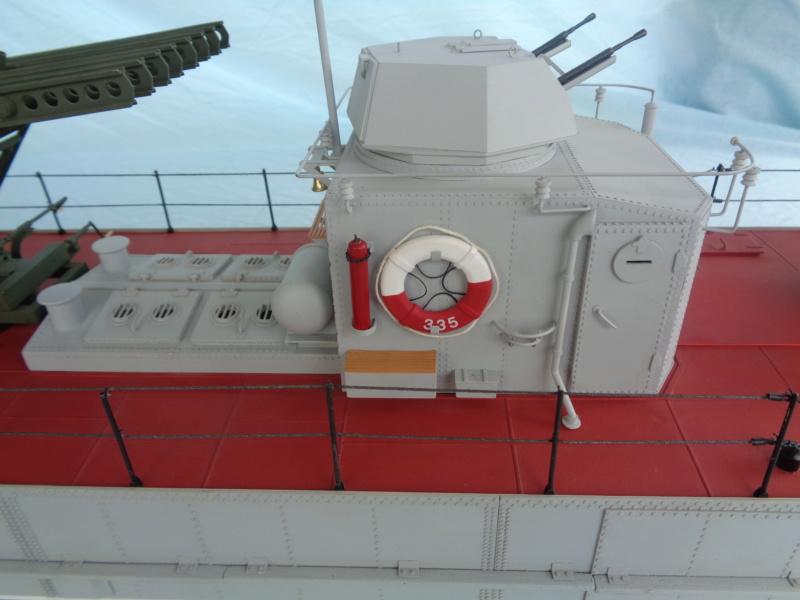 Russian gunboat Bk 1124 au 1/20e sur plan - Page 5 Dsc02121