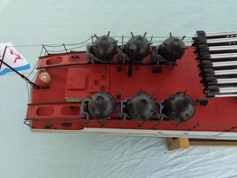 Russian gunboat Bk 1124 au 1/20e sur plan - Page 5 Dsc02123