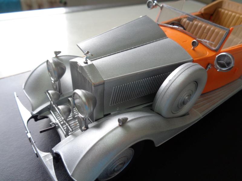 Rolls-Royce Phantom II - Italeri 1/24e Dsc03511
