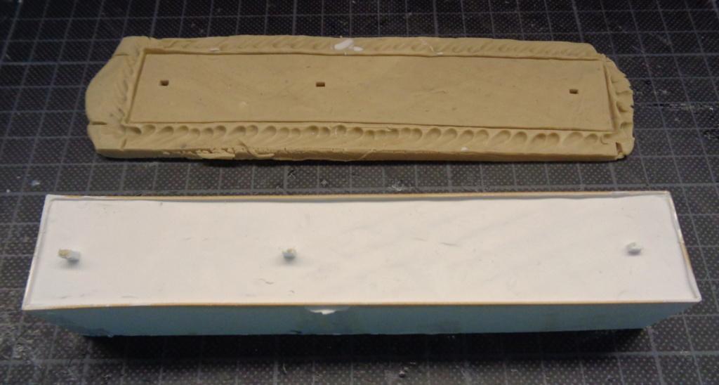 SMS Monarch cuirassé austro-hongrois au 1/65e sur plan - Page 4 Dsc03743