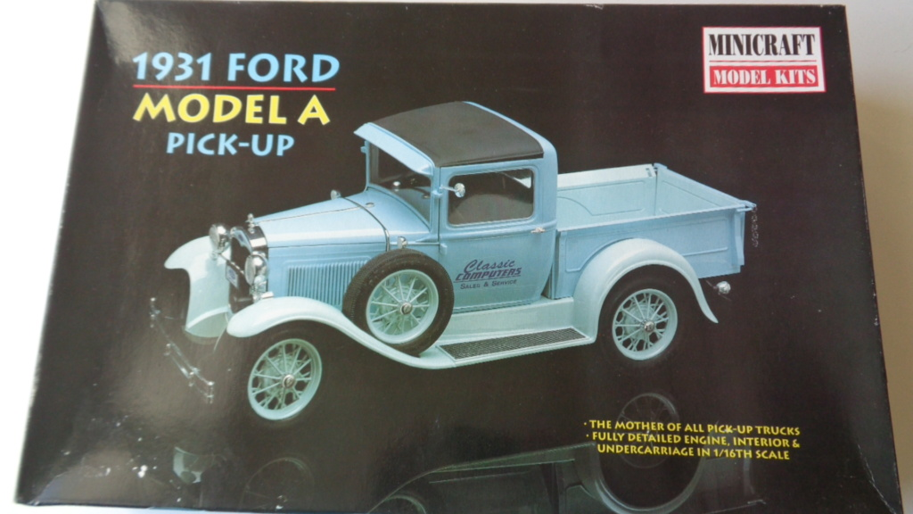 Ford 1931 Pick-up Model A Dsc03751