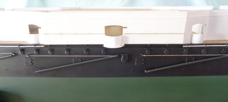 SMS Monarch cuirassé austro-hongrois au 1/65e sur plan - Page 5 Dsc03931
