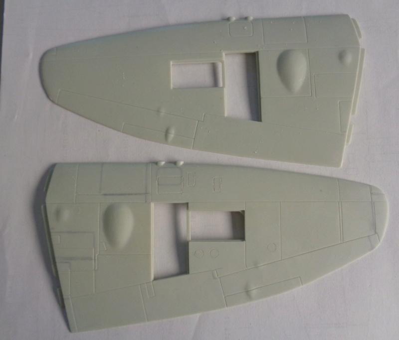 Spitfire Mk 22/24 - Revell 1/32e  Dsc04534
