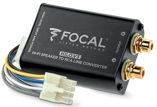 [Tuto] installer un ampli externe par RCA sur un autoradio CABASSE Focal_10