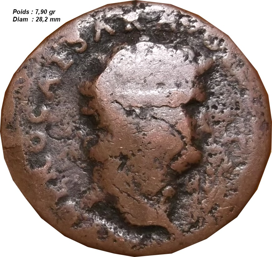 Identification Romaine ( As de Neron ) A110