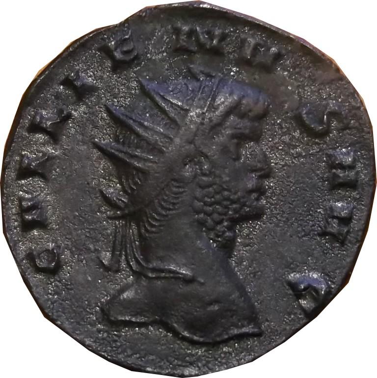Confirmation ID  Gallien  IOVI - VLTORI/ S|-// -.  ric 221 Antoni23