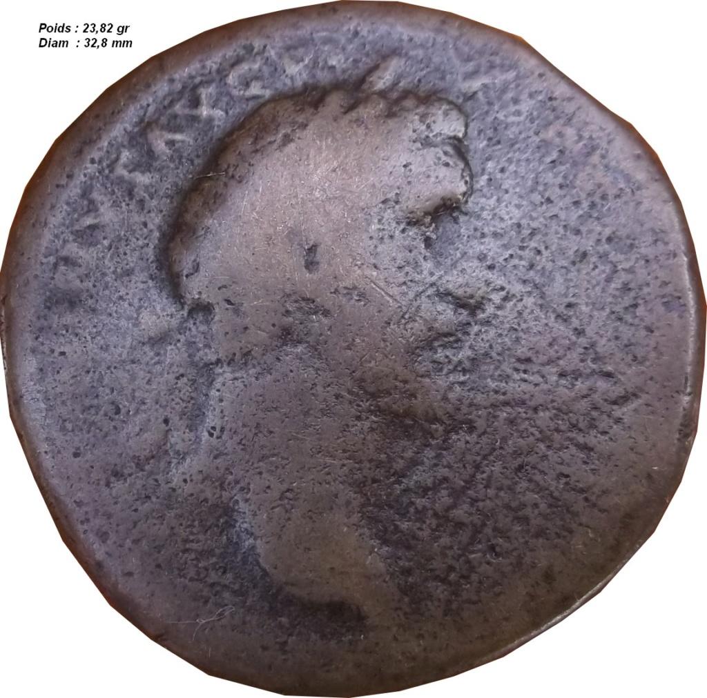 Identification Romaine ( Antonin le Pieux ) B110