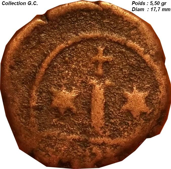 Identification Romaine ( Decanummium pour Maurice Tibère ) C6_210